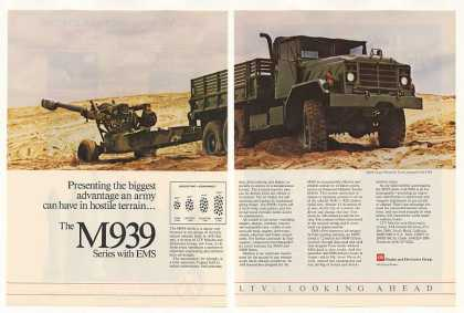 LTV AM General M939 Cargo Personnel Truck (1987)