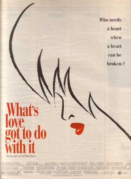 What's Love Got To Do With It (Tina Turner) (1993)