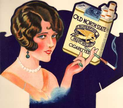 R. J. Reynolds Tobacco Co.'s Old North State Cigarettes – Old North State Cigarettes