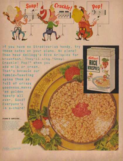 Kellogg's Rice Krispies (1953)