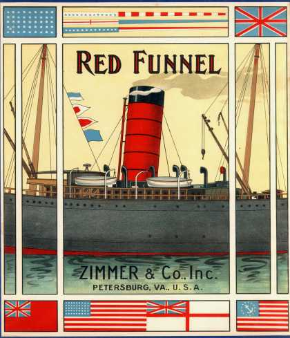 Maclin-Zimmer-McGill's Red Funnel – Red Funnel