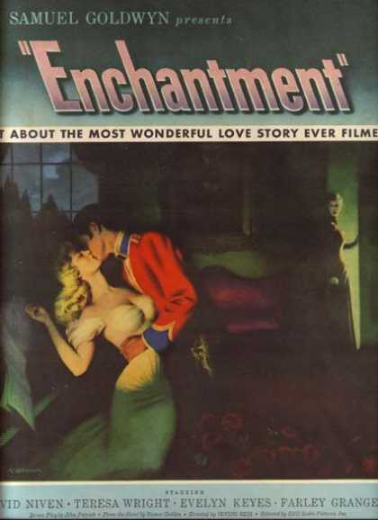 Enchantment (David Niven and Teresa Wright) (1949)