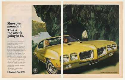 Pontiac GTO The Humbler Move Over Mountain (1970)
