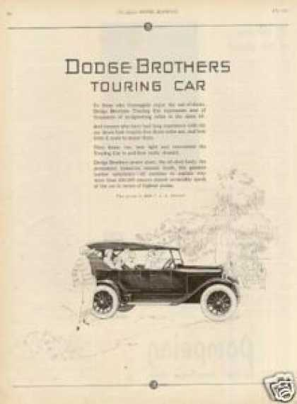 Dodge Brothers Touring Car (1923)