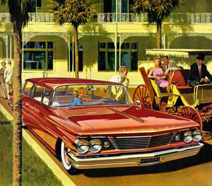 Pontiac Catalina Safari (1960)