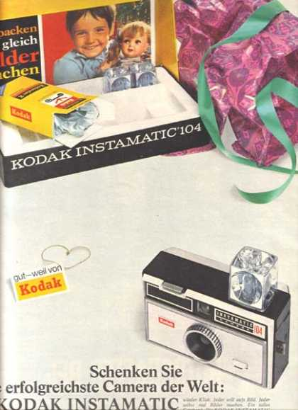 Kodak's German (1967)