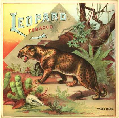 W. W. Russell's Leopard Tobacco – Leopard Tobacco
