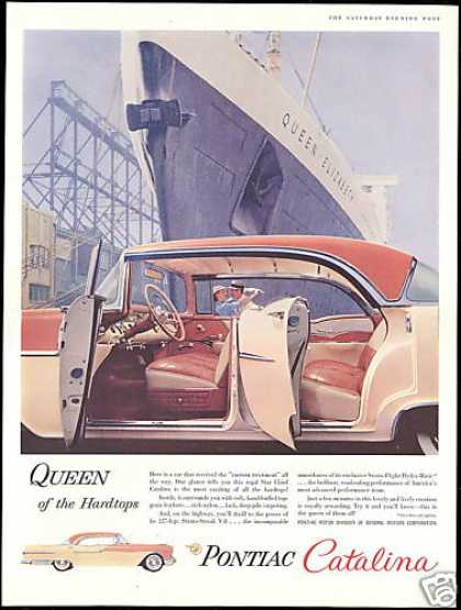 Pontiac Catalina Queen Elizabeth Cruise Ship (1956)