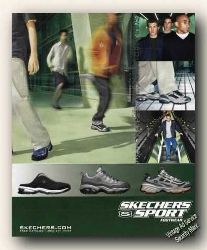 Sketchers Sport Footwear Fashion (2000)