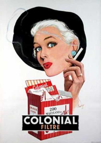 Colonial – Marcus Campbell (1951)