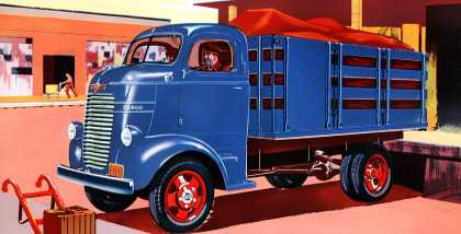 Fargo cab-over-engine (1941)