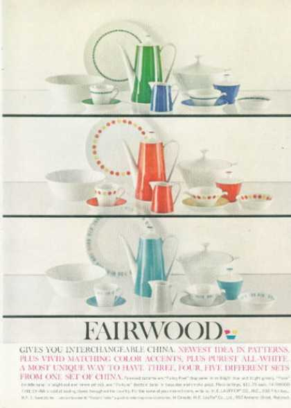 Fairwood China Photo (1959)