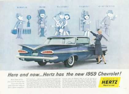 Vintage Car Advertisements Of The Page