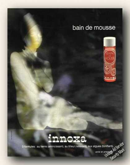 Innoxa Bain De Mousse French Language (1972)