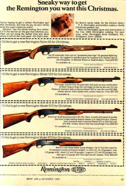 Remington (1966)