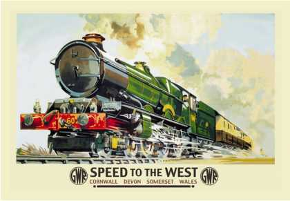 Speed to the West