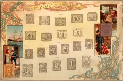W. Duke Sons & Co. – Duke's Postage Stamp Album – Image 9 (1889)