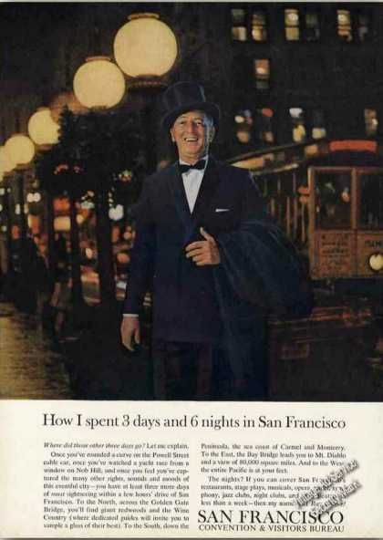3 Days 6 Nights San Francisco Cable Car Travel (1963)