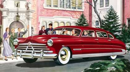 Hudson Custom Commodore Dennis Chase (1950)
