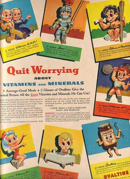 Ovaltine's The Protecting Food-Drink (1943)