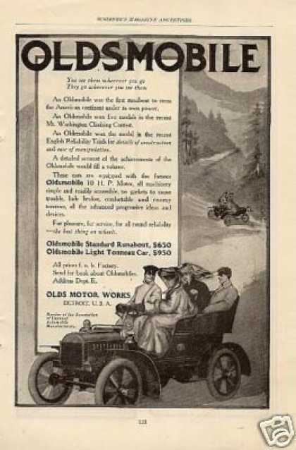 Oldsmobile Car (1904)