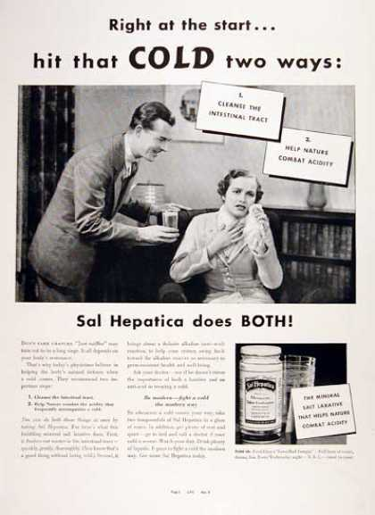 Sal Hepatica Laxative #2 (1937)