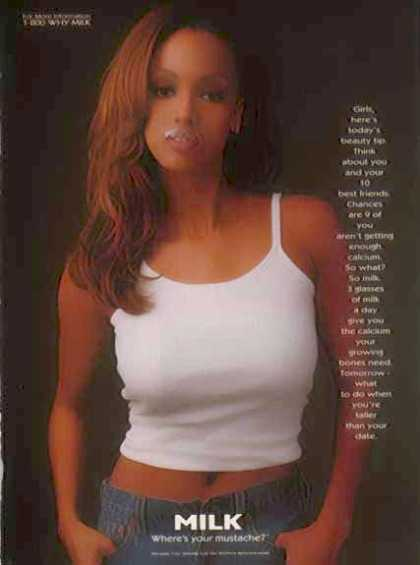 Tyra Banks &#8211; Got Milk? (1997)