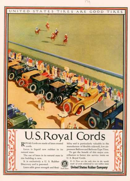 US Royal Cords, USA (1924)