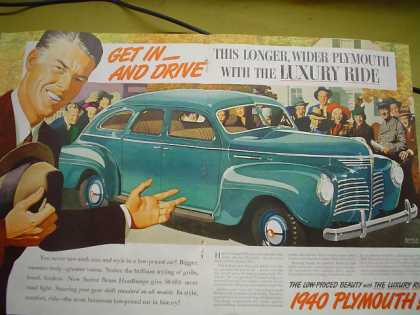 The beautiful Chrysler for 1940 (1939)
