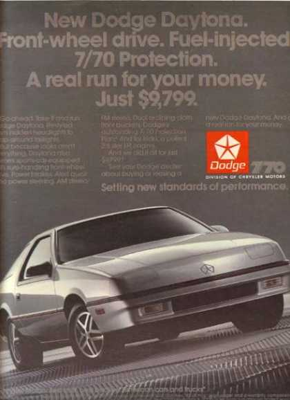 Chrysler's Dodge (1987)