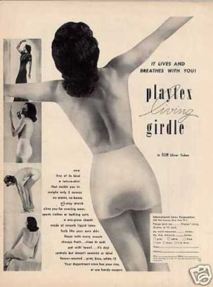 Playtex Living Girdle (1940)