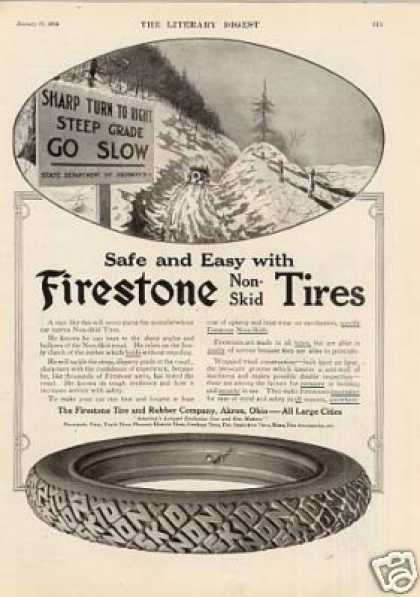 Firestone Tire (1914)