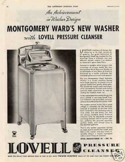 Lovell Washer (1934)