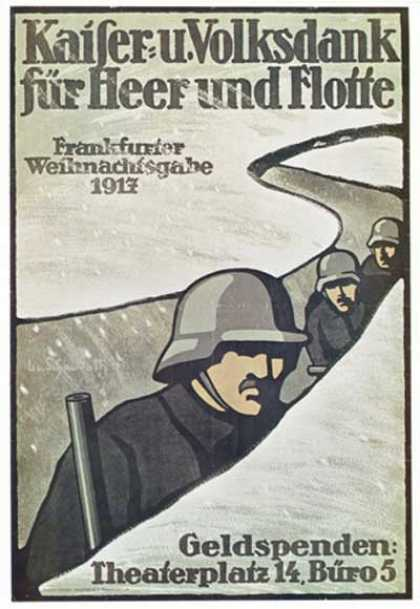Propaganda from Germany