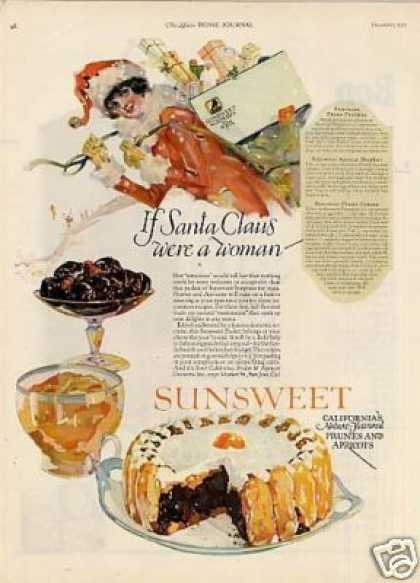 Sunsweet Prunes Color (1921)