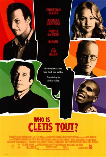 Who is Cletis Tout (2001)