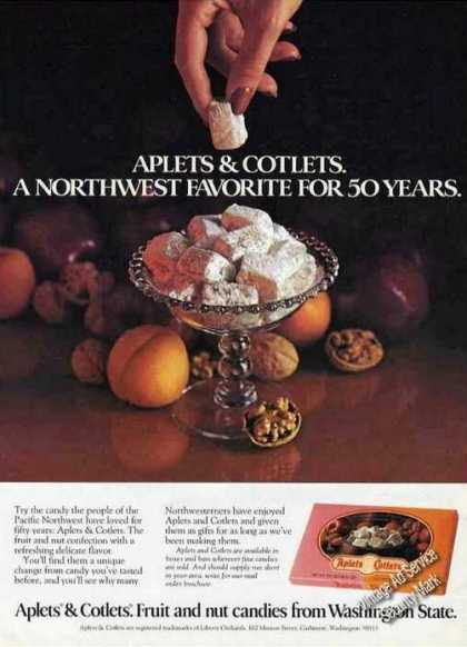 Aplets & Cotlets a Northwest Tradition 50 Yrs (1977)