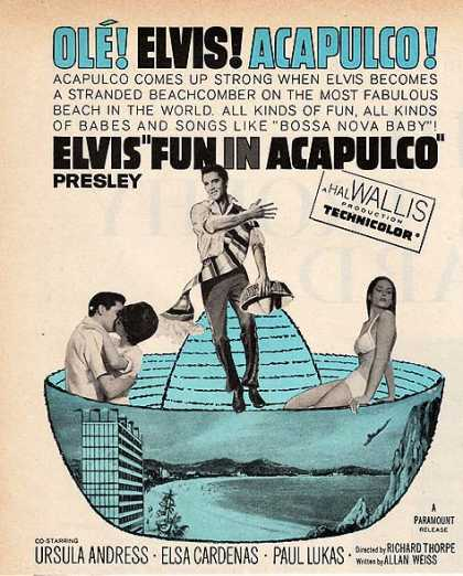 Fun in Acapulco (Elvis Presley) (1963)