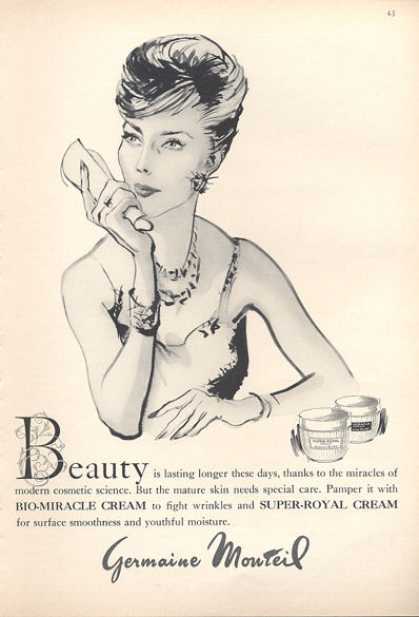 Germaine Monteil Super Royal Creme Beauty (1966)
