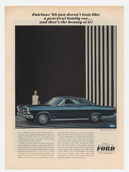'65 1966 Ford Fairlane 500 XL (1965)