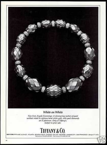 Angela Cummings Jewelry Photo Tiffany &amp; Co (1983)