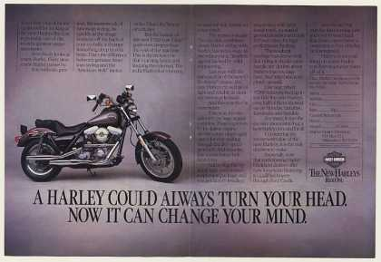 Harley-Davidson FXRS Low Glide Motorcycle (1985)