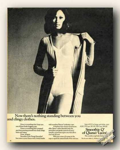 Smoothie Q By Young Smoothie Body Briefer Photo (1973)