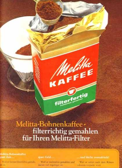 Melitta's German (1969)