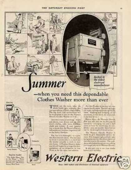 Western Electric Washer (1923)