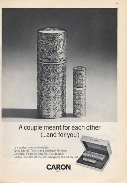 Caron a Couple Meant for Each Other... (1965)