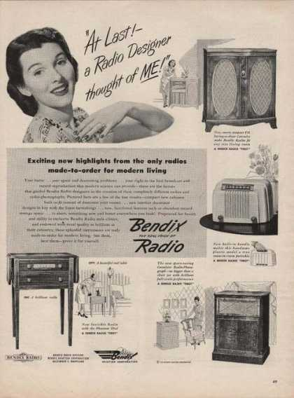 Bendix Aviation Radio at Last (1946)