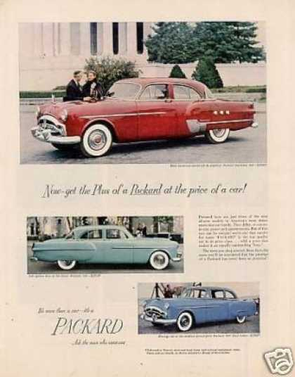 Packard Cars (1951)