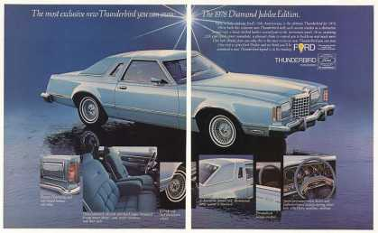 Ford Thunderbird Diamond Jubilee Edition (1978)