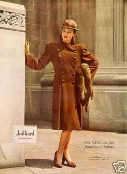 Juilliard Ladies Fashion (1946)